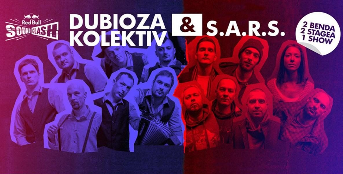 Red Bull SoundClash – Dubioza Kolektiv & S.A.R.S. - Takeover Round